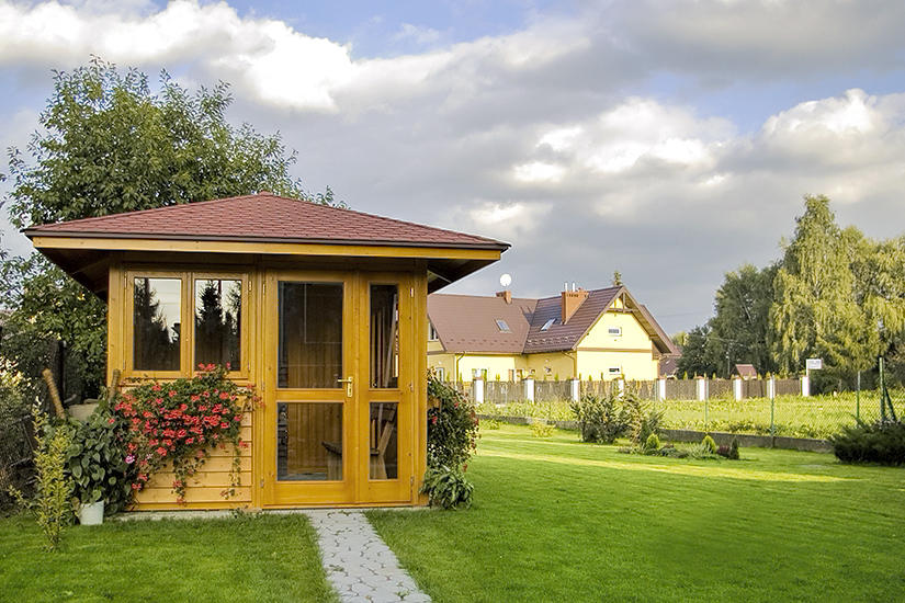 Batpol Domy Całoroczne Z Drewna Domki Sezonowe Altany I